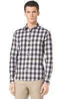 Michael Kors Macauley Check Shirt - Lyst
