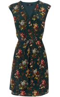 Oasis The Polly Dress - Lyst