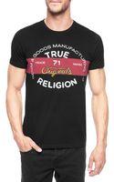 True Religion Denim  Goods Mens T-shirt - Lyst
