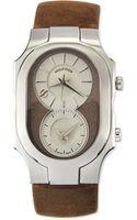 Philip Stein Signature Analog Watch - Lyst
