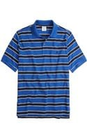 Brooks Brothers Slim Fit Framed Stripe Polo Shirt - Lyst