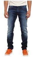 Just Cavalli Blue Denim Pants 470 - Lyst