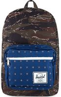 Herschel Supply Co. Camouflage Print Backpack - Lyst