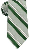MICHAEL Michael Kors Silk Stripe Tie - Lyst