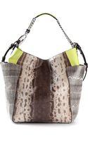 Jimmy Choo Anna Shoulder Bag - Lyst