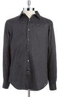 Perry Ellis Paisley Sports Shirt - Lyst