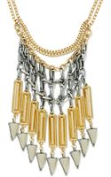 Nasty Gal If Looks Could Kill Necklace - Lyst