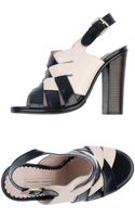 Opening Ceremony Highheeled Sandals - Lyst