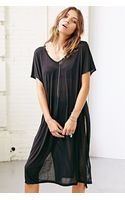 Project Social T Oversized Tunic Tee - Lyst