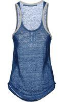 Etoile Isabel Marant Sleeveless T-shirt - Lyst