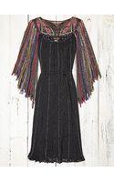 Free People Vintage Crochet Knit Dress - Lyst