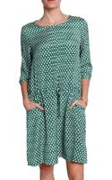 Sea New York Drawstring Dress - Lyst