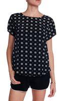 Sea Printed Tshirt - Lyst