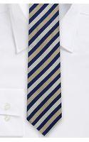 Hugo Boss 75 Cm Tie  Regular Italian Silk Striped Tie - Lyst