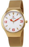 Toy Watch Golden Mesh Bracelet Watch - Lyst
