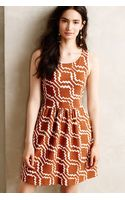 Anthropologie Lantana Dress - Lyst