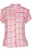 Twin-set Jeans Shirt - Lyst