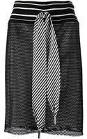 Gianfranco Ferre Vintage Straight Skirt - Lyst