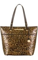 Brahmin Asher Embossed Leather Tote Bag - Lyst