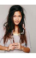 Free People Elastic Printed Hair Ties - Lyst