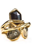 Alexis Bittar Multi-stone Orbit Ring - Lyst