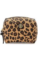 Tory Burch Kerrington Brigitte Cosmetic Bag - Lyst