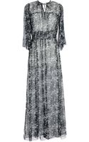 Etoile Isabel Marant Long Dress - Lyst