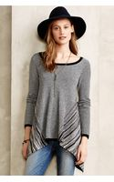 Anthropologie Stripespace Pullover - Lyst