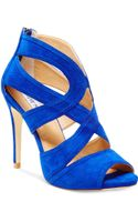 Steve Madden Womens Immence Strappy Sandals - Lyst