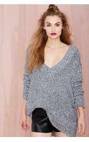 Nasty Gal Lexi Sweater - Lyst