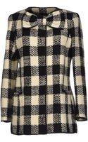 Moschino Cheap & Chic Coat - Lyst