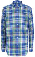 Polo Ralph Lauren Slim Fit Checked Shirt - Lyst
