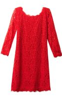 Diane Von Furstenberg Zarita Dress - Lyst