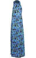 Kenzo Long Dress - Lyst