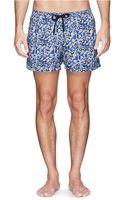 Danward Camouflage Print Swim Shorts - Lyst