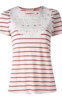 Tory Burch T- Shirt - Lyst