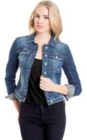 Guess Brittney Denim Jacket - Lyst