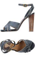 Chloé Sandals - Lyst