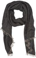Destin Tweed Scarf - Lyst