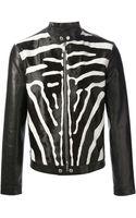 DSquared2 Zebra Jacket - Lyst