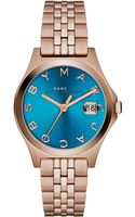 Marc By Marc Jacobs 30mm The Slim Rose Golden Watch with Bracelet - Lyst