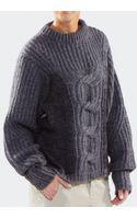 Isabel Marant Romer Pullover - Lyst