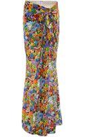 Stella Jean Nilgao Mermaid Skirt - Lyst