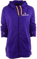 Nike Womens Minnesota Vikings Warp Speed Alltime Hoodie - Lyst