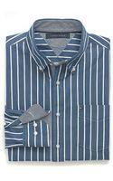 Tommy Hilfiger Custom Fit Stripe Shirt - Lyst