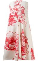 Stella McCartney Daisy Print Dress - Lyst