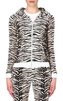 Juicy Couture Amazon Tiger Velour Hoody Nat Amazon Tiger - Lyst