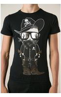 Philipp Plein Cowboy Kids Embellished Tshirt - Lyst