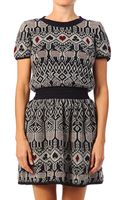 Manoush Knitwear Dress  - Lyst