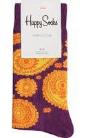 Happy Socks Paisley Socks - Lyst